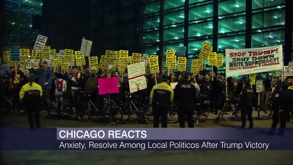 How Trump Presidency Affects Chicago image