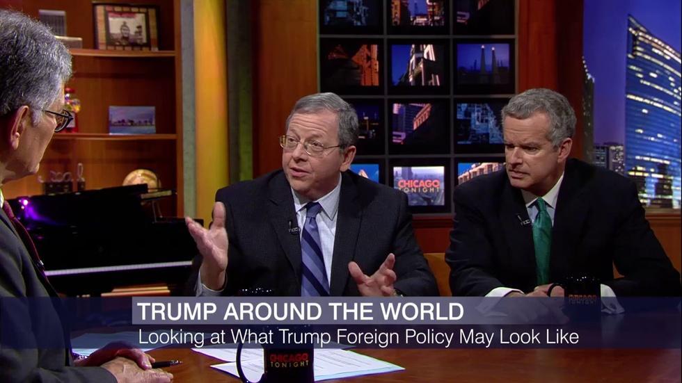 Trump's Surprising Victory Reverberating Around the World image