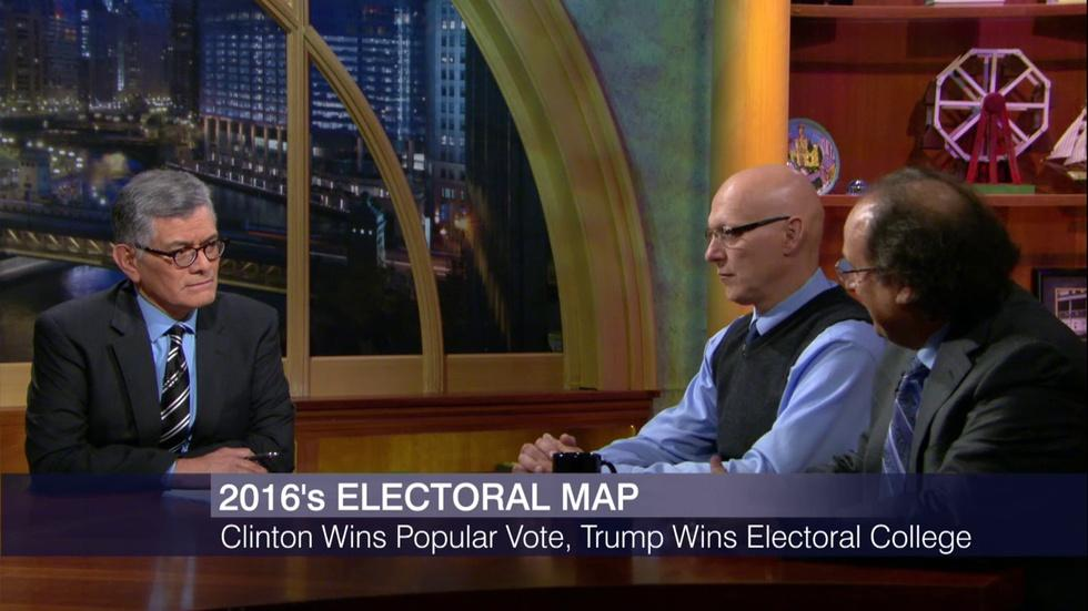 After Trump Win, Renewed Questions About Electoral College image