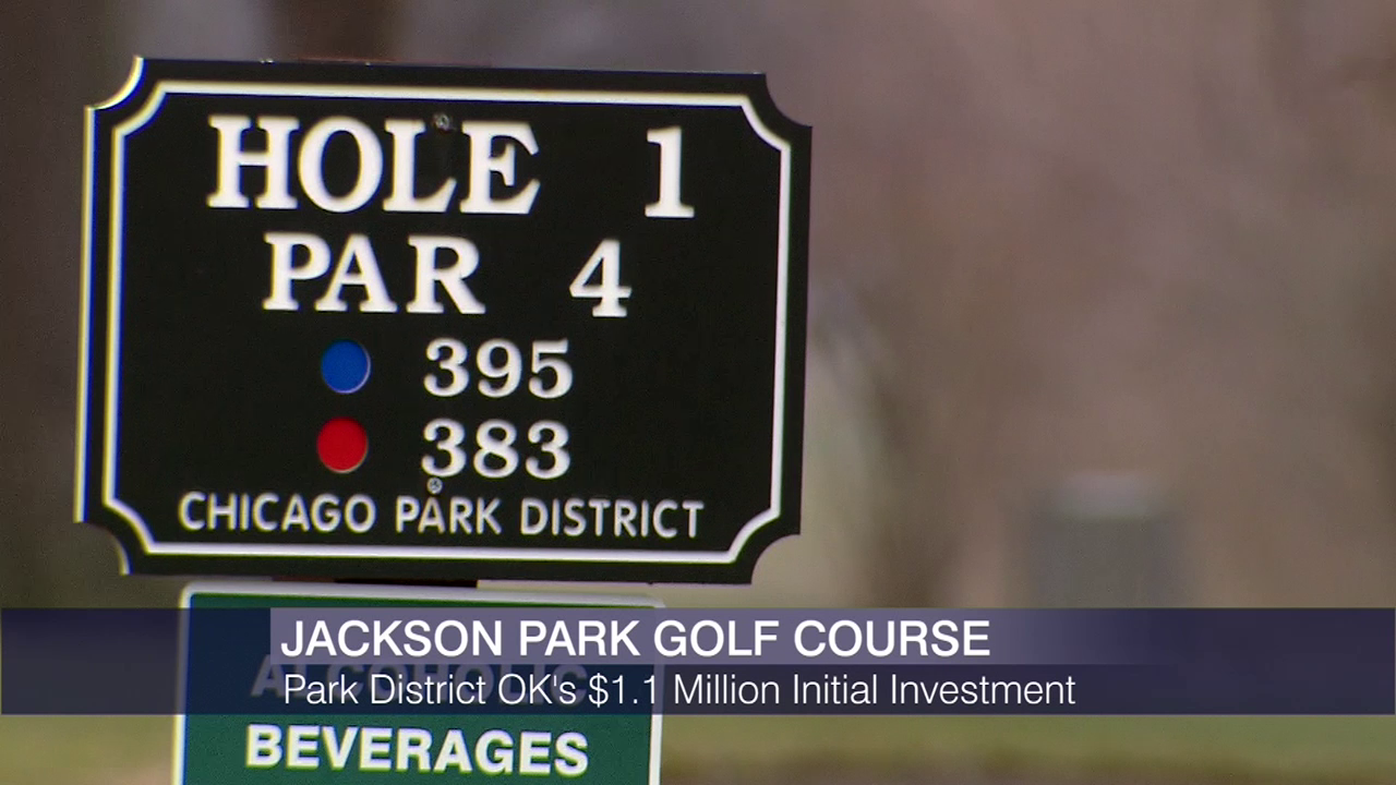 Video Tiger Woods Designed Golf Course In Jackson Park A