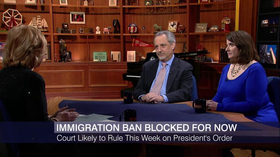 Next Steps in Case Against President's Immigration Ban image