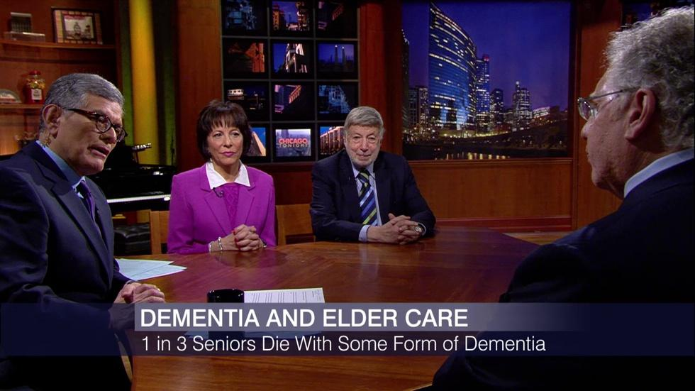 For Caregivers, Dealing with Dementia Can Be Tough Reality image