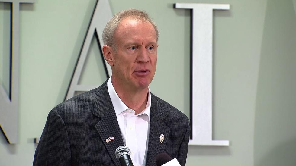 Rauner Unveils New Health Care Plan image