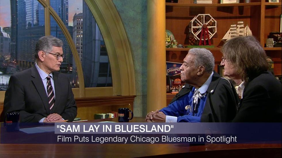 Documentary Puts Legendary Chicago Bluesman in Spotlight image