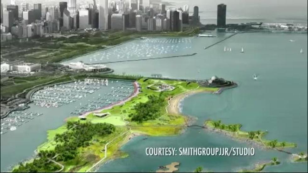 Makeover Set for Northerly Island Park image