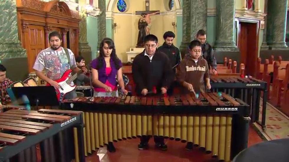 Marimba Ensemble image