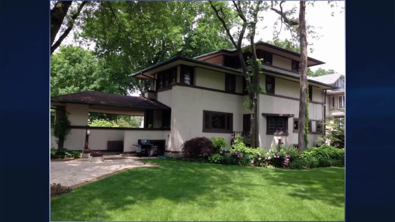 video frank lloyd wright homes for sale watch chicago