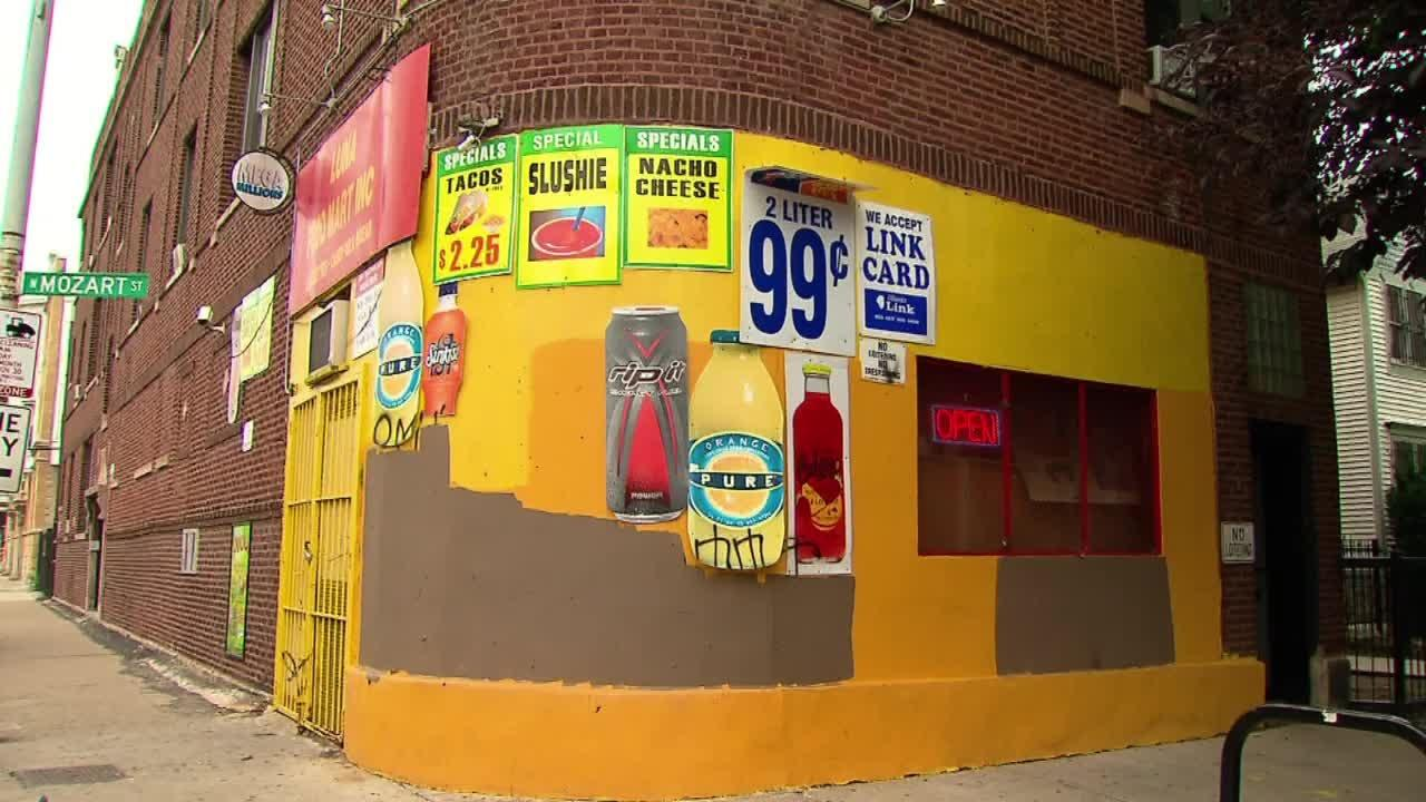 video local store closed for gang activity watch chicago tonight online ket kentucky. Black Bedroom Furniture Sets. Home Design Ideas