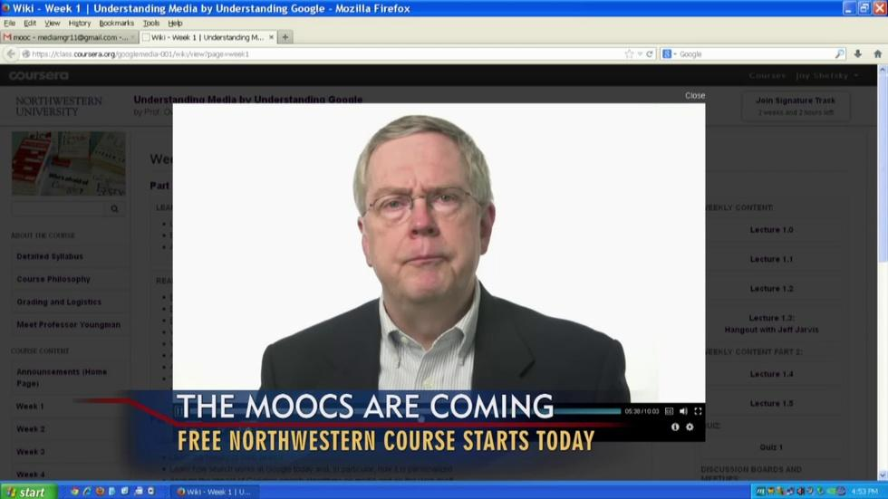 Northwestern Launches First MOOC image