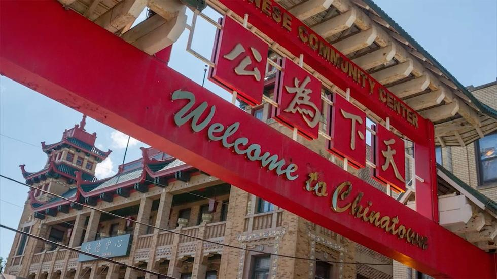 Chinatown River Tour image