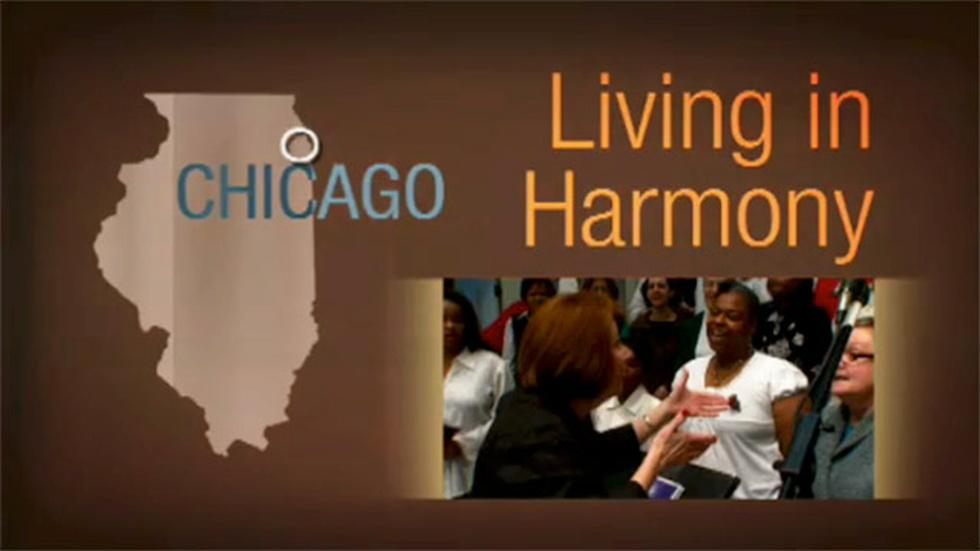 Arts Across Illinois: Living In Harmony image