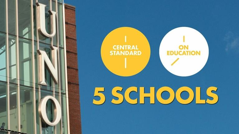Central Standard: On Education: 5 Schools