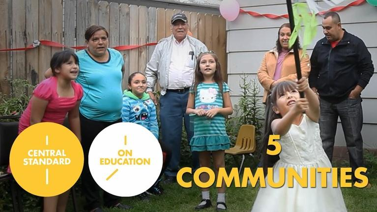 Central Standard: On Education: 5 Communities