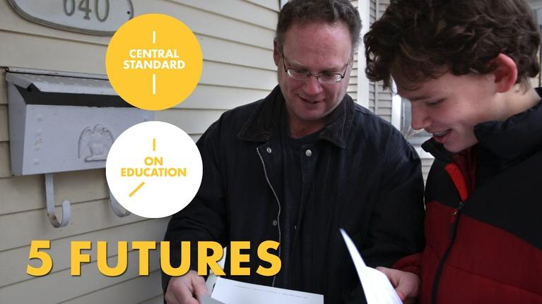 Central Standard: On Education: 5 Futures