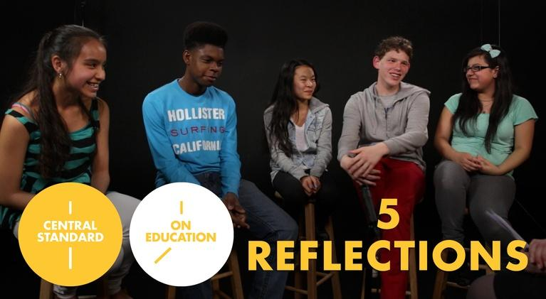 Central Standard: On Education: 5 Reflections