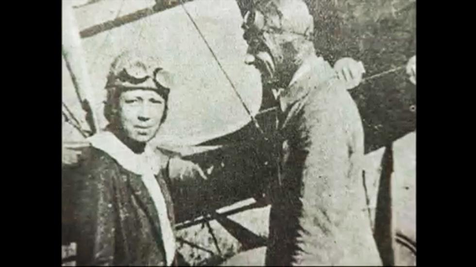 Bessie Coleman image