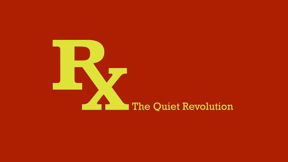 Rx: The Quiet Revolution | Preview image
