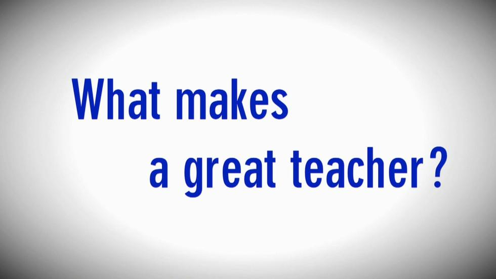 American Graduate Day 2015 | What Makes a Great Teacher? image