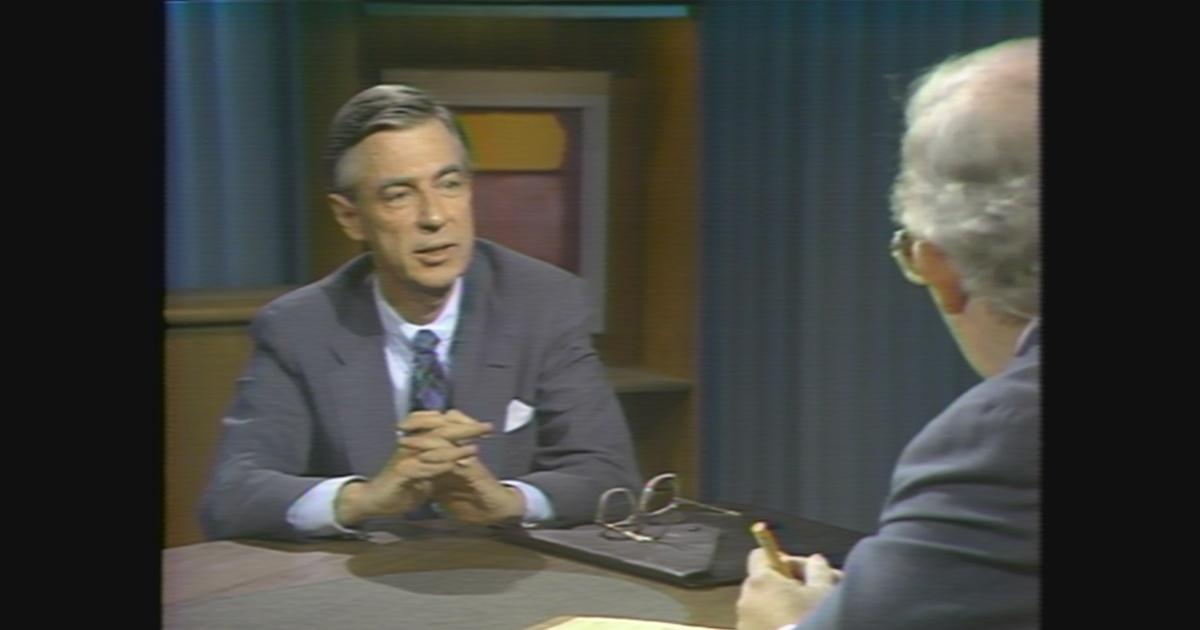 From The Wttw Archive Fred Rogers On Chicago Tonight In 1985 Pbs