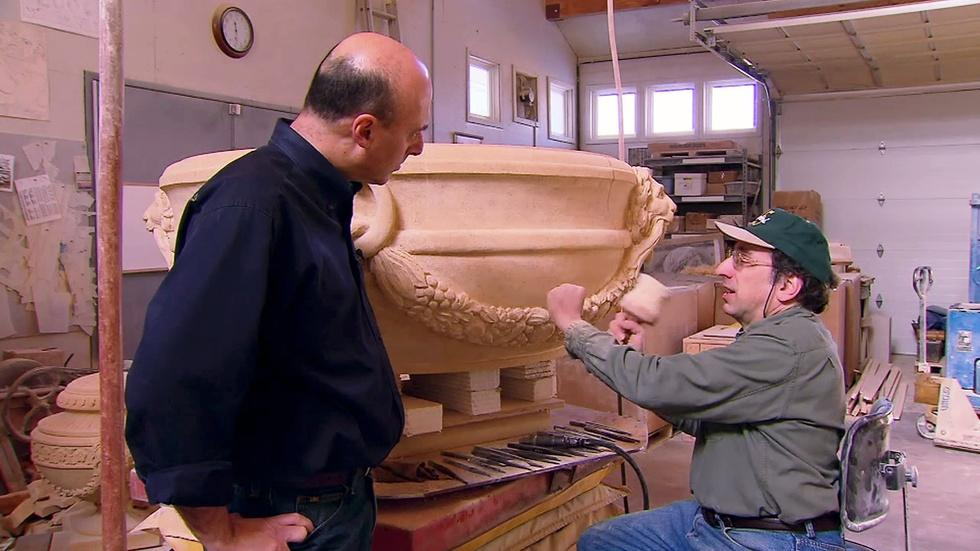 Stone Carver image