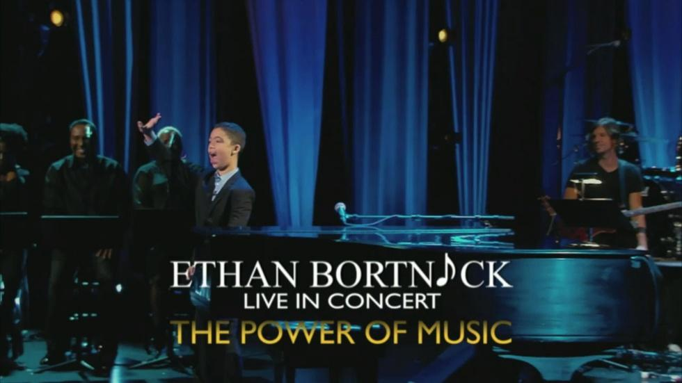 Ethan Bortnick Live in Concert: The Power of Music image