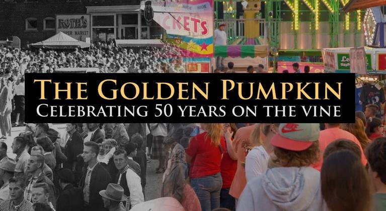 The Golden Pumpkin, Celebrating 50 Years on the Vine: The Golden Pumpkin, Celebrating 50 Years on the Vine