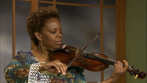 American Black Journal -- Celebrating Black Music Month with Regina Carter
