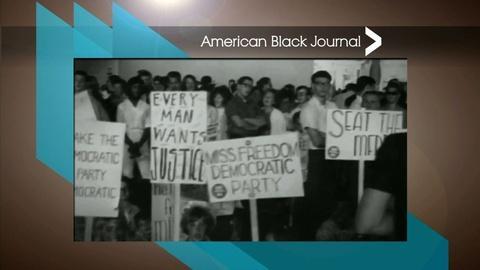 American Black Journal -- 1964 Freedom Summer / ARISE Detroit! Neighborhoods Day