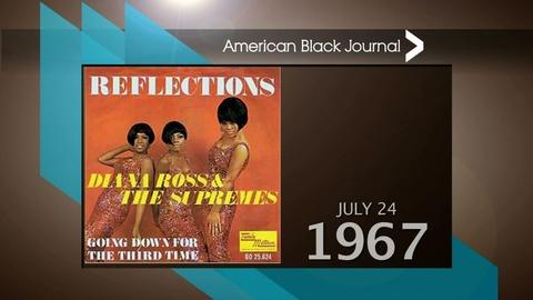 American Black Journal -- On This Day Detroit - 7/20/14