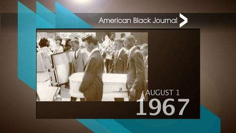 American Black Journal -- On This Day Detroit - 7/27/14