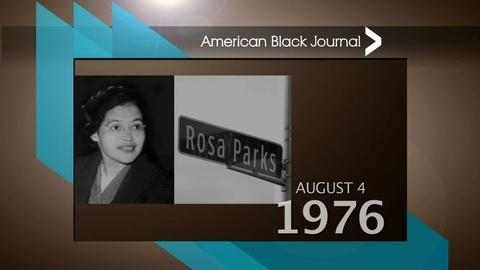 American Black Journal -- On This Day Detroit - 8/3/14