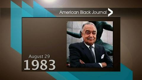 American Black Journal -- On This Day Detroit – 8/24/14