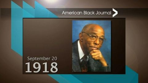 American Black Journal -- On This Day Detroit - 9/14/14