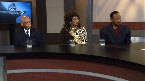 American Black Journal -- HistoryMakers: Mel Farr, Martha Reeves, and George Shirley