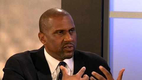 American Black Journal -- A Conversation with Tavis Smiley – Part I
