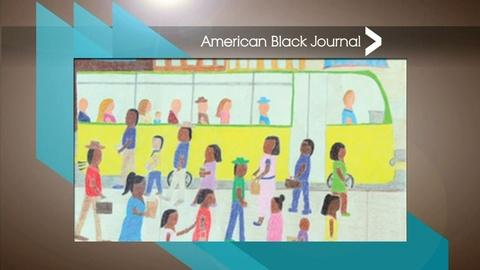 American Black Journal -- First Black Miss USA / McDonald's Black History Art Contest