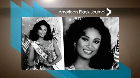 American Black Journal -- Carole Gist: First Black Miss USA