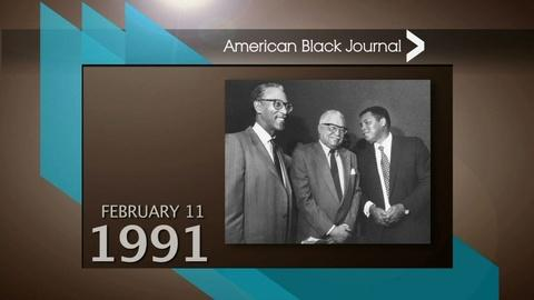 American Black Journal -- On This Day of Detroit – 2/8/15