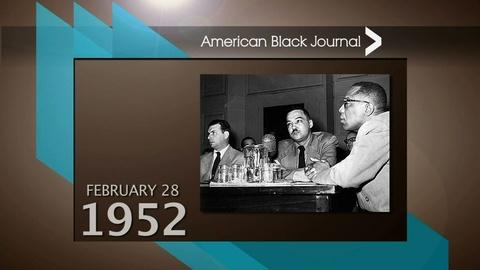 American Black Journal -- On This Day Detroit – 2/22/15