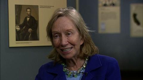 American Black Journal -- Dr. Doris Kearns Goodwin on President Lincoln's Legacy