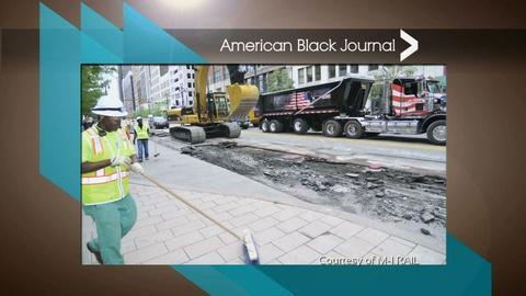 American Black Journal -- Law Enforcement Reform / M-1 Rail Project