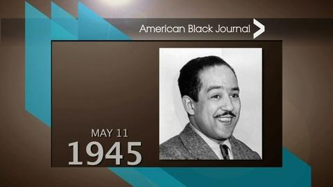 American Black Journal -- On This Day Detroit – 5/10/15