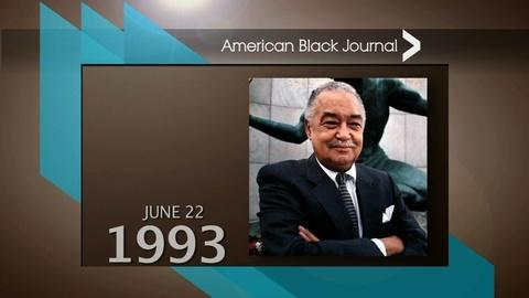 American Black Journal -- On This Day Detroit – 6/18/15