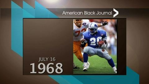 American Black Journal -- On This Day Detroit – 7/12/15