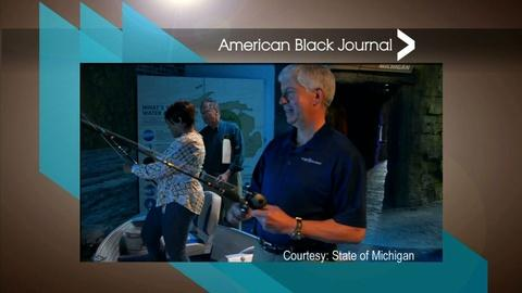 American Black Journal -- Natl. Medical Assn. Convention / Detroit Wayne Mental Health