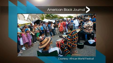 American Black Journal -- African World Festival / Remembering Mel Farr