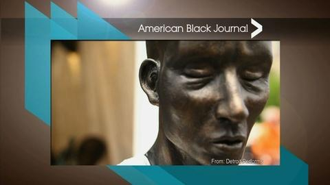 American Black Journal -- HistoryMakers Day of Service / Sculptor Austen Brantley