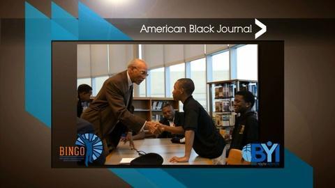 American Black Journal -- BINGO & Bing Youth Institute / Ted Talbert Scholarship