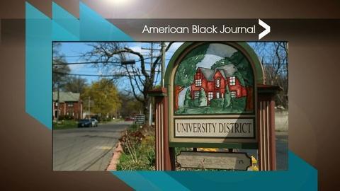 American Black Journal -- Detroit Neighborhoods Video: Livernois Avenue of Fashion