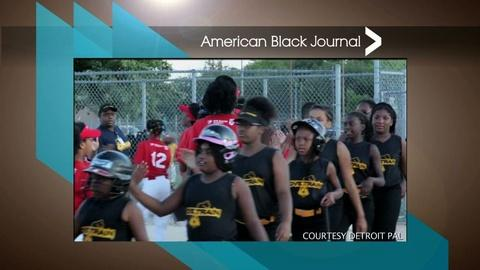"American Black Journal -- ""Say & Play With Words"" Initiative / Detroit PAL Programs"
